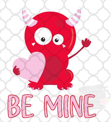 Be Mine Monster