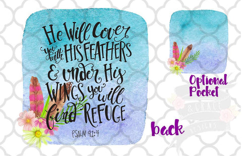 Psalm 91:4 Feathers