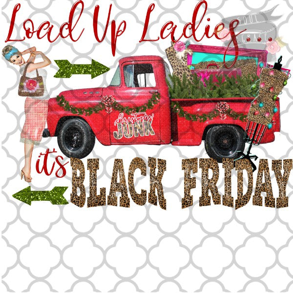Load up Ladies Black Friday