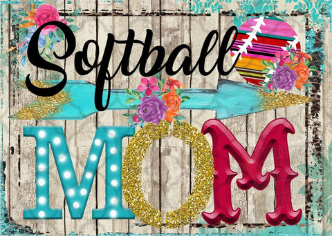 Funky Mom Softball