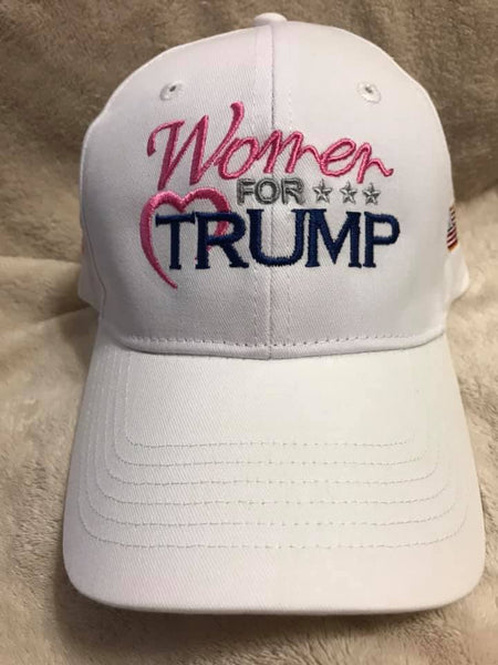 Women for Trump Baseball Cap