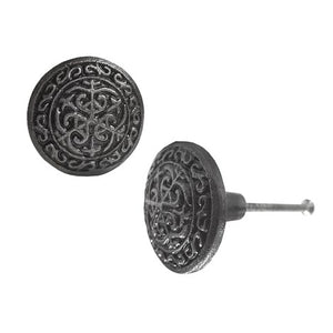 Cast Iron String Knob