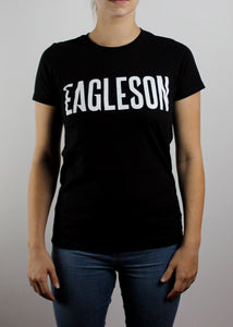 EAGLESON LOGO T-SHIRT (WOMEN'S CUT)
