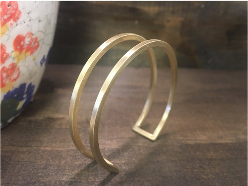 Alpine 2 Negative Space Cuff