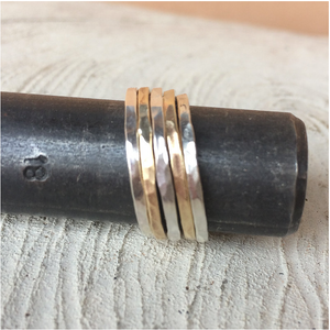Alpine Stacking Rings