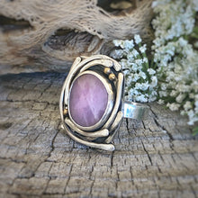 Dream Ring - Light Pink Sapphire - Size 8.5
