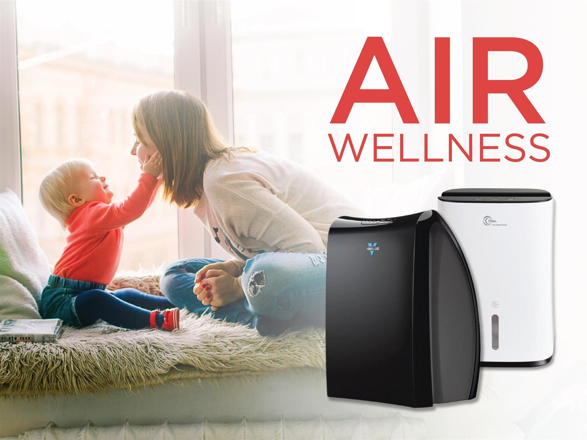 All about air wellness & air quality