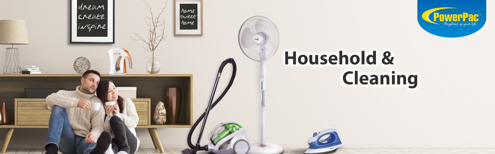 PowerPac Household Cleaning Solutions