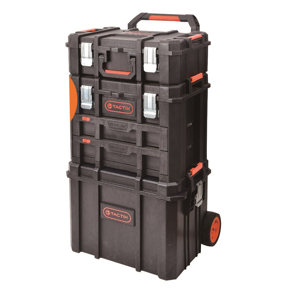 Tactix HD Modular 3 in 1 Tool Storage System