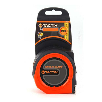 Tactix Retract Measure Tape (3.5M(12Ft)X16mm)
