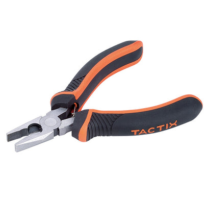 "Photo of Tactix Short Nose Plier 115mm (4-1/2"")"
