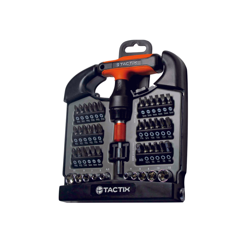 Tactix Stubby Tool Set (48Pcs)