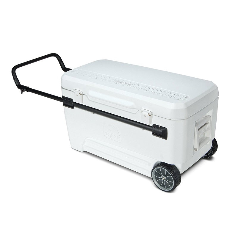 Igloo White Cooler 110Qt