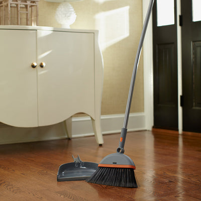 Casabella Ergo Broom & Dustpan