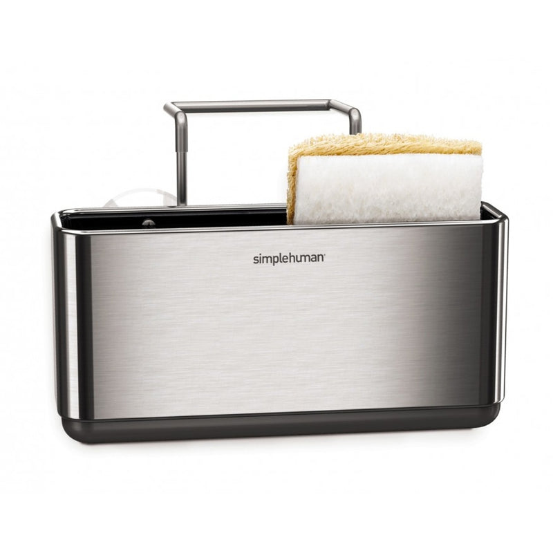 Photo of Simplehuman Slim Sink Caddy Stainless Steel