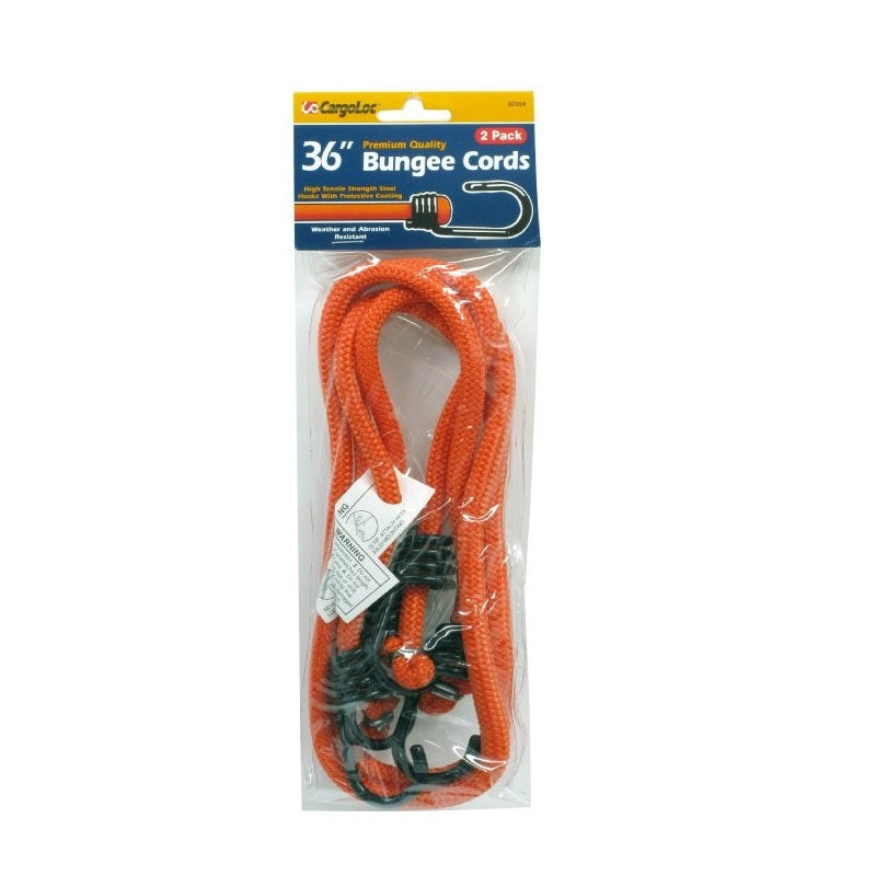 Cargoloc 36in Bungee Cord 2 Pcs Pack