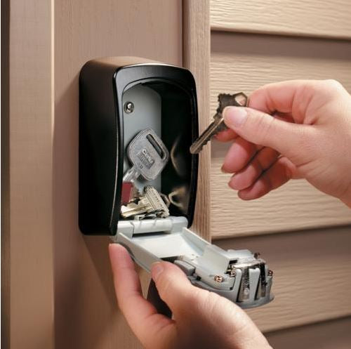 MasterLock Locking Key Storage