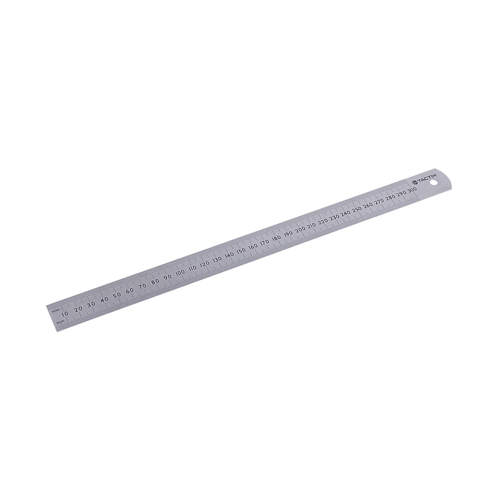 Tactix Rule Stainless Steel (300mm)