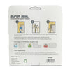SuperSeal P-Profile White 9X5.5mm(2X2.5M)