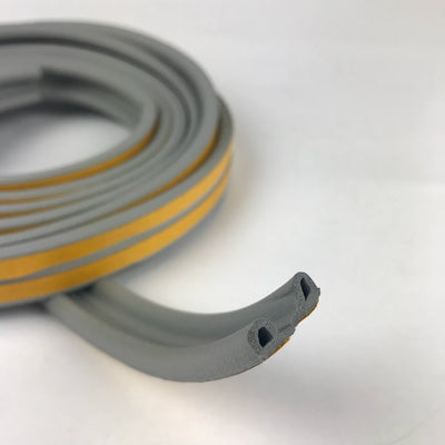 Photo of SuperSeal P-Profile Grey 9X5.5mm(2X2.5M)