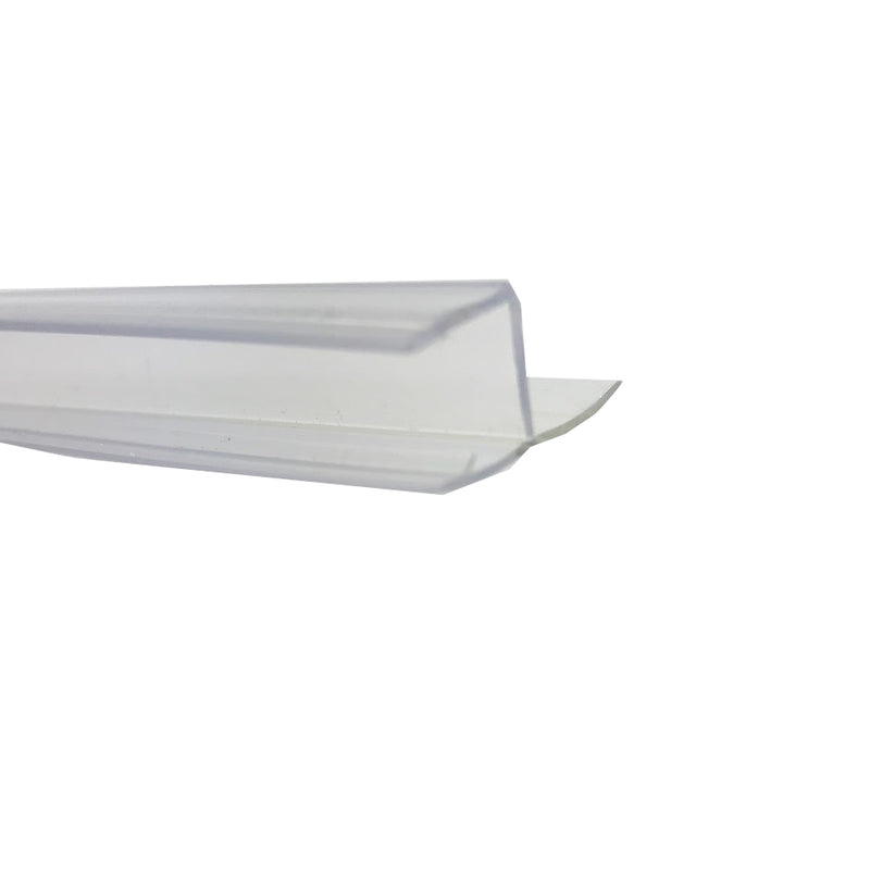 SuperSeal Glass Door Seal 10mmx2.5M