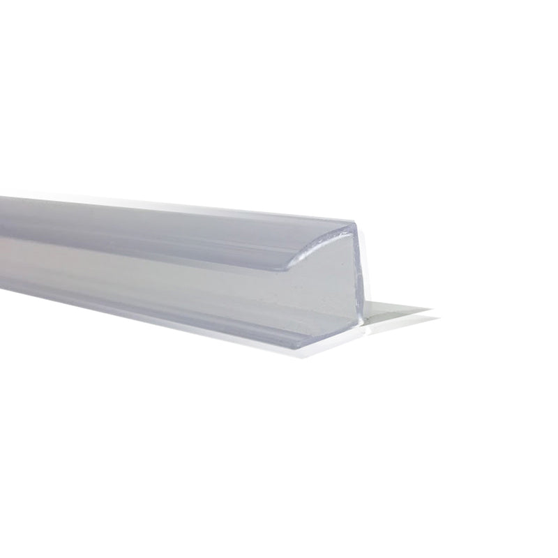 SuperSeal Glass Door Seal 12mmx2.5M
