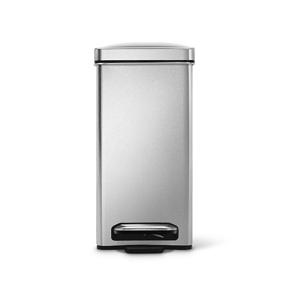 Simplehuman CW1898/Cw1892 Profile Step Can Brushed 10L