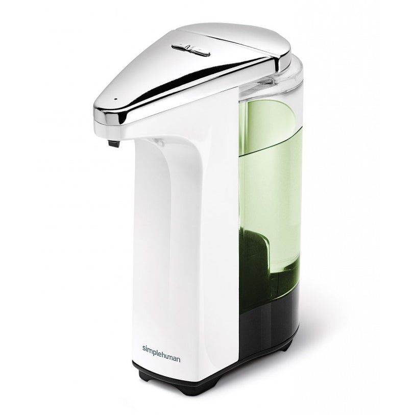 Simplehuman Sensor Soap Pump White 8Oz