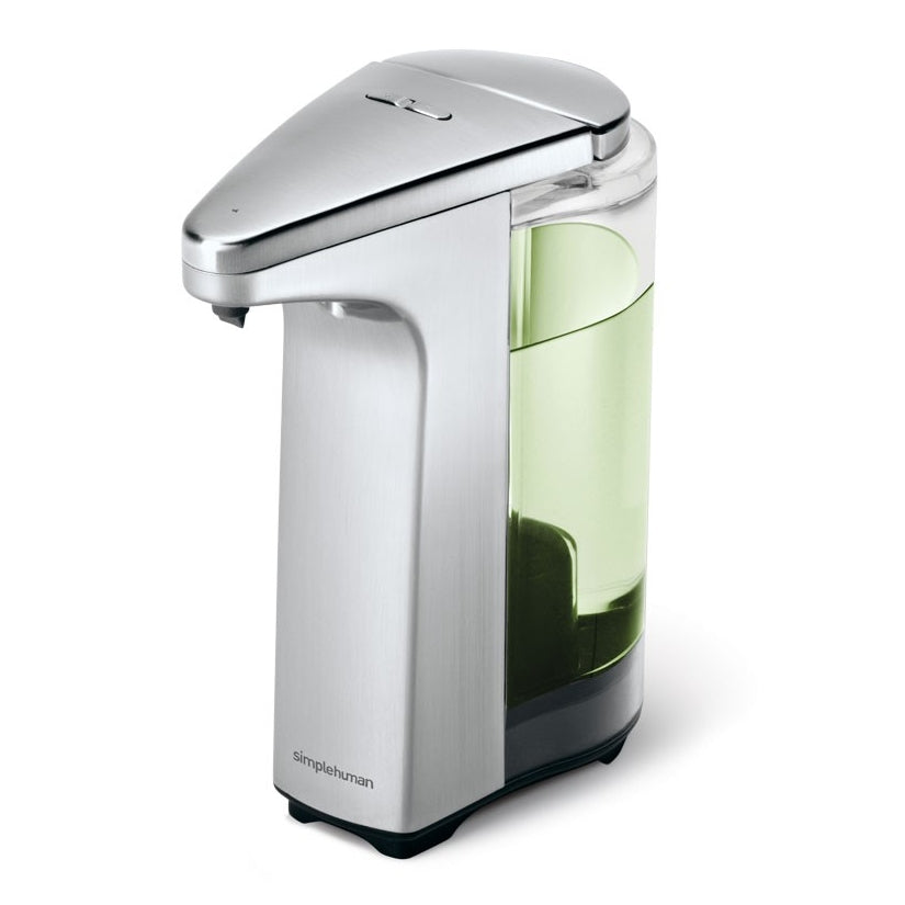 Simplehuman Sensor Pump Brushed Nickel 8Oz