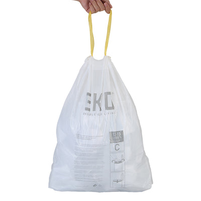 Photo of Eko Drawstring Bin Liners B 7-9L