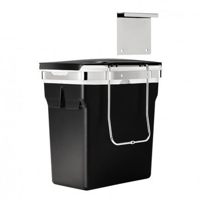 Simplehuman Cabinet Trash Can Chromed Steel 10L