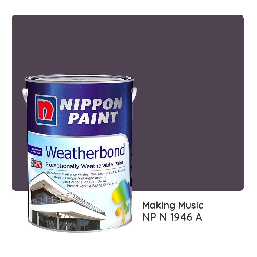 Nippon Paint Weatherbond NP N 1946 A Making Music
