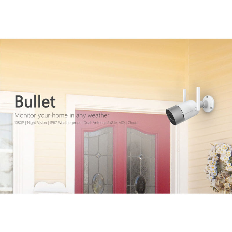 Lechange Bullet Weather Proof IP Camera