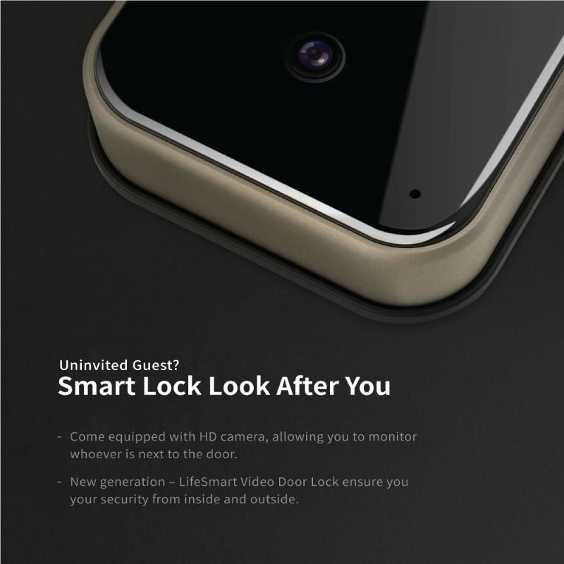 LifeSmart Video Smart Door Lock