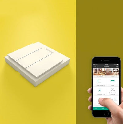 LifeSmart BLEND 3-Gang Smart Switch