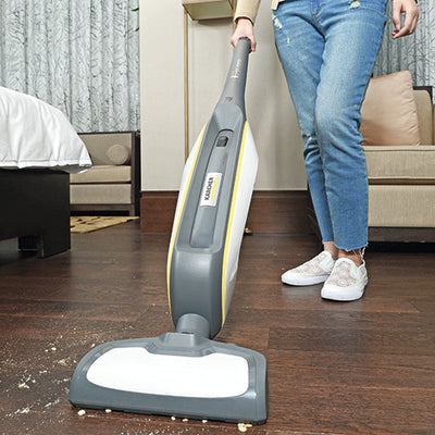 Karcher VC4 White*Sea Upright Dry Vacuum Cleaner
