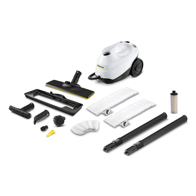 RENT - Karcher SC3 Easyfix Premium White Steam Cleaner