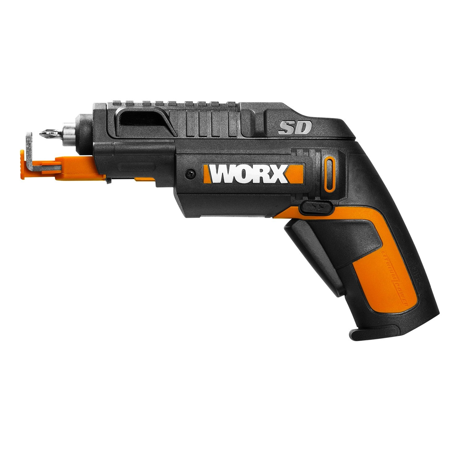 Worx Li-Ion Multibit Screwdriver 4V