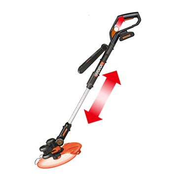 Worx Grass Trimmer 30cm 20V Li-Ion