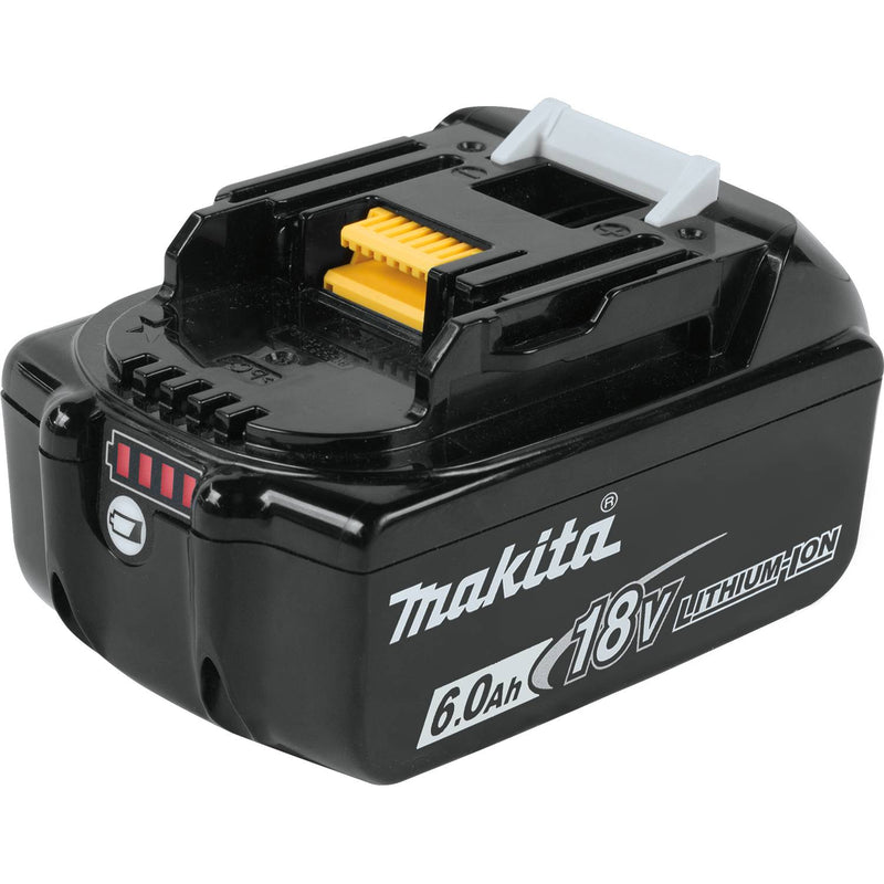 Makita Li-Ion LXT Battery BL1860B (6.0 Ah)
