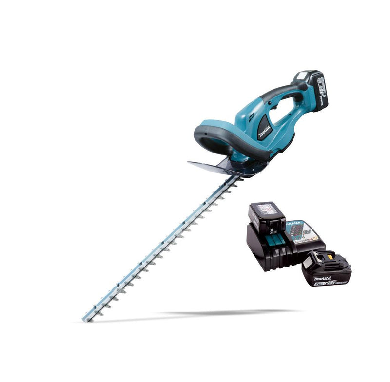 RENT - Makita Cordless Hedge Trimmer 18V 520mm LXT Li-Ion