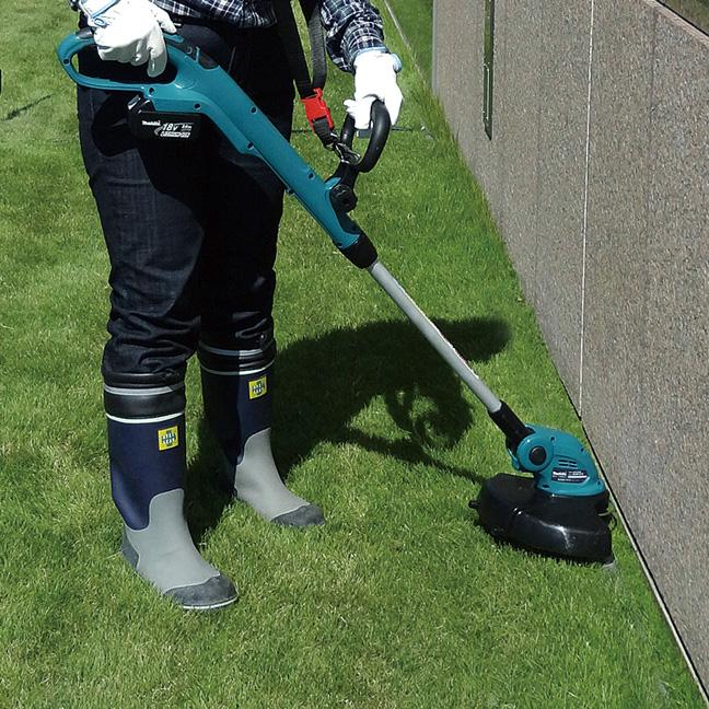 RENT - Makita Cordless Grass Trimmer 18V LXT Li-Ion