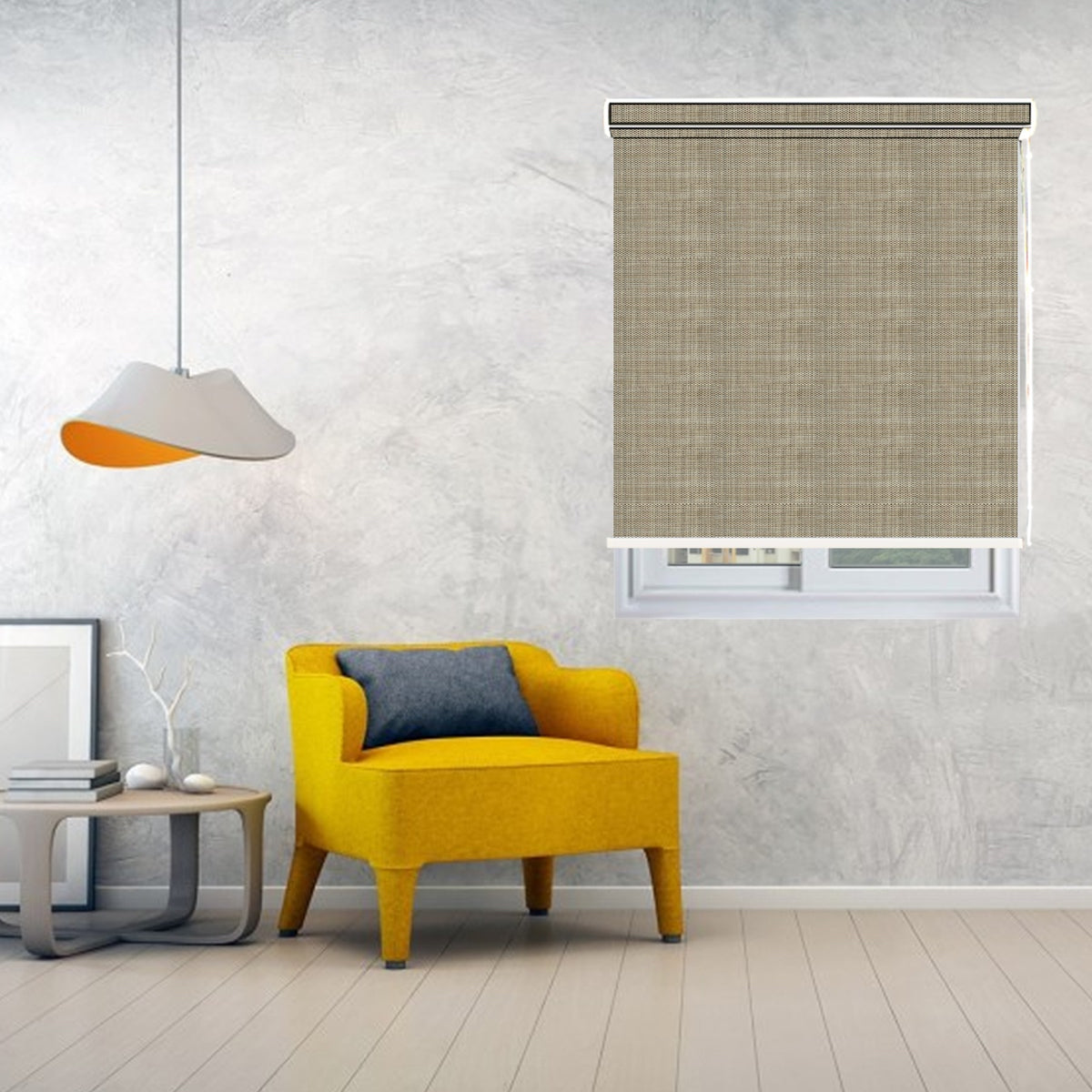Infinum R1012 Perforated Roller Blinds
