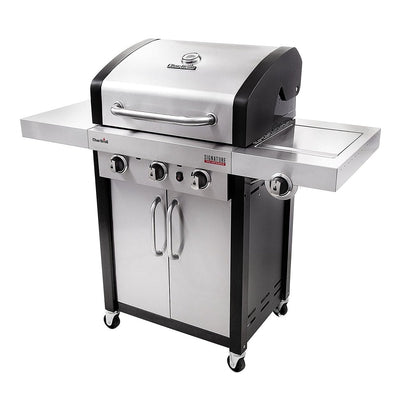 Photo of Char-Broil Professional TRU-Infrared 3-Burner BBQ Gas Grill 3000 SS