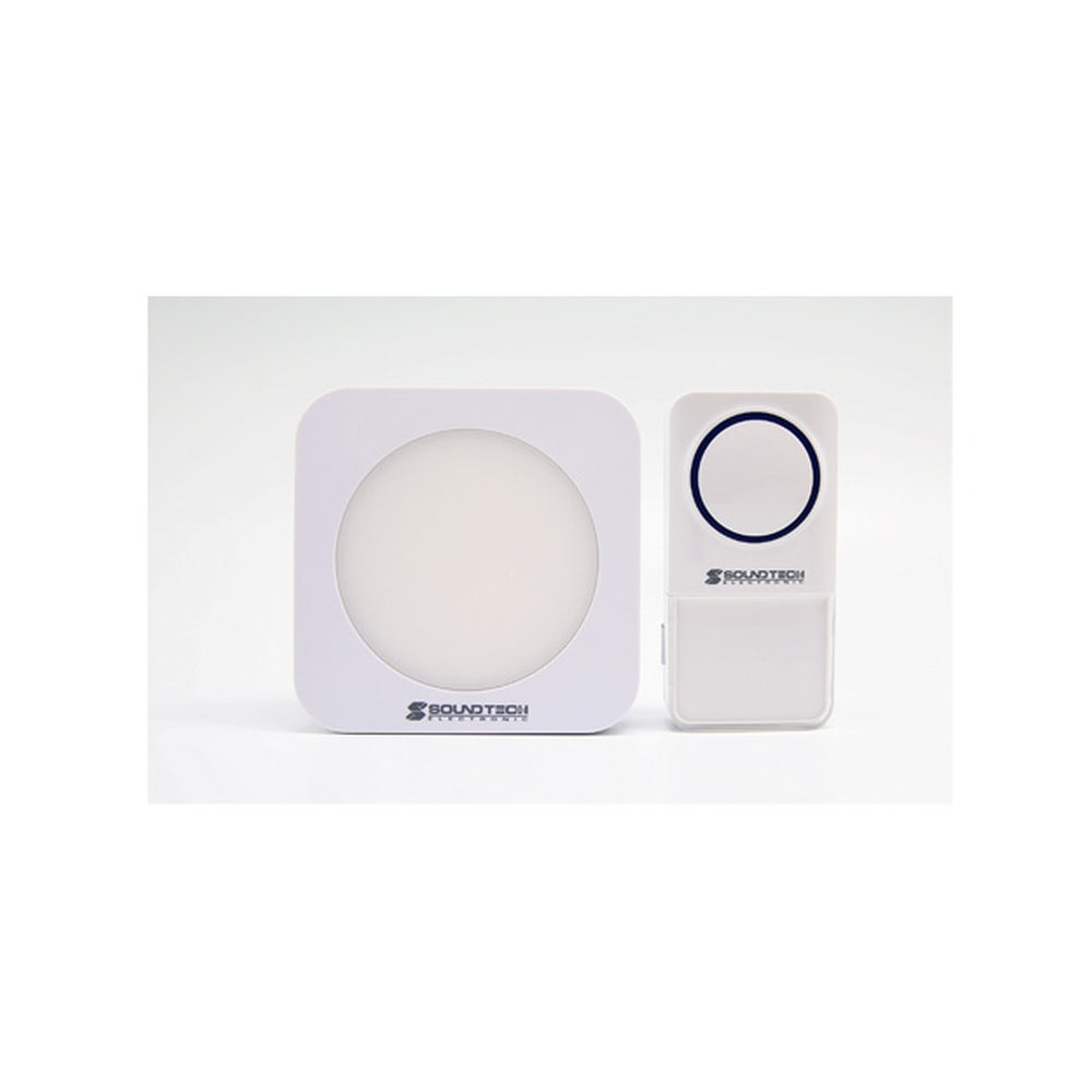 Soundteoh DA-11 RGB Wireless Digital Doorbell