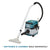 Makita Cordless Wet & Dry Vacuum Cleaner 18V*2 LXT BL Brushless