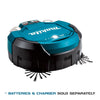Photo of Makita Cordless Robotic Cleaner 18V*2 LXT BL Brushless Motor