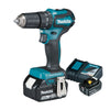 Photo of Makita Cordless Hammer Driver Drill (SET 2x5Ah) 18V LXT BL Brushless