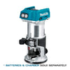 Makita Cordless Trimmer 18V LXT BL Brushless