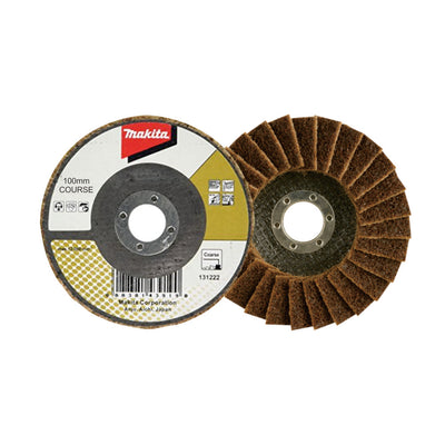 Photo of Makita Condition Flap Disc 100mm - Flat
